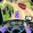 icon Modern Bus Drive Parking 3D 2.0