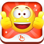 icon TouchPal Emoji - Color Smiley