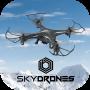icon com.lewei.skydrones