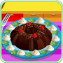 icon Chocolate Cake Cooking