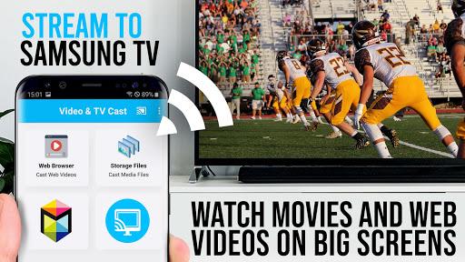 Відео та телевізійні передачі | Samsung TV