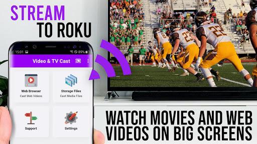 Відео та телевізійні передачі | Roku Remote