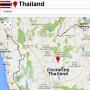 icon Thailand map