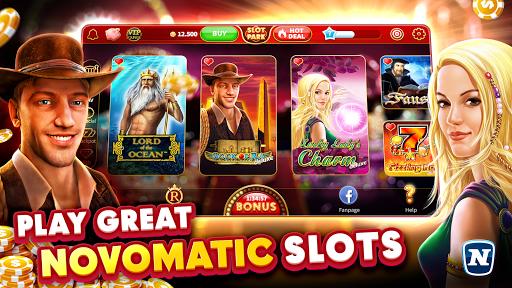Slotpark - безкоштовні ігрові слоти