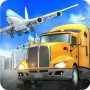 icon Car Transport Plane Pilot SIM