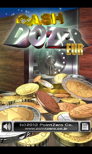 Грошовий ДОЗАТ EUR