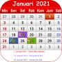 icon Kalender Indonesia