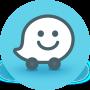 icon Waze - GPS, Maps & Traffic
