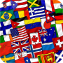 icon Led Flags of the World Trivial