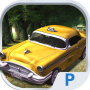 icon Taxi Parking 3D