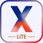 icon X Launcher Lite: With OS11 Style Theme & Wallpaper