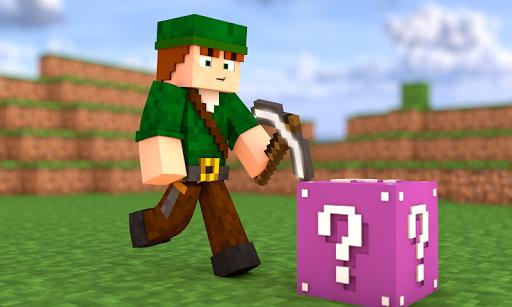 Lucky Cube Mod для MCPE