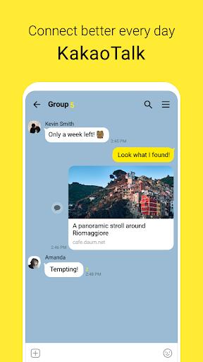 KakaoTalk: Безкоштовні дзвінки та текст