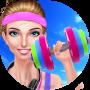 icon Gym Girl: Fitness Beauty Salon