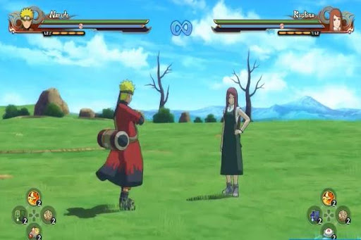 Керівництво Naruto Ninja Ultimate 4 Strom