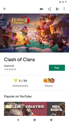 Google Play Ігри
