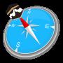 icon com.quranreading.qibladirection
