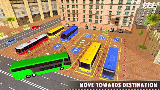 Сучасний автобус: Drive Parking 3D