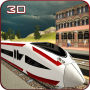 icon Speed Bullet Train Drive 3D