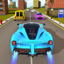 icon Mini Car Race Legends - 3d Racing Car Games 2020