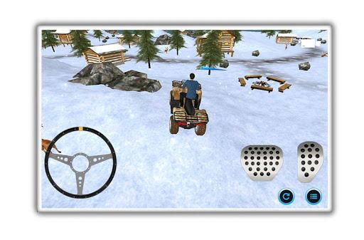 Пригоди SnowMobile Parking