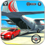 icon Airplane Pilot Car Transporter
