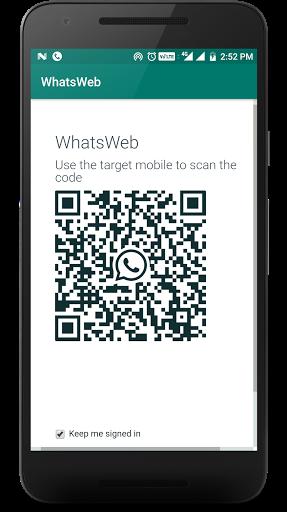 WhatsWeb WebLite для WhatsApp